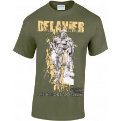 Delavier - Teeshirt homme - Hercule Farnèse - Military