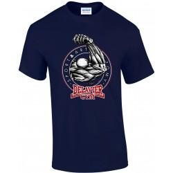 Delavier - Teeshirt homme - Bras - Navy