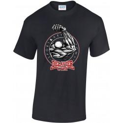 Delavier - Teeshirt homme - Bras - Noir