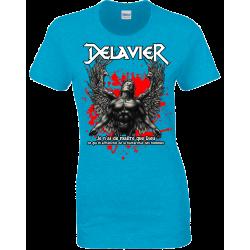 Teeshirt Delavier - ANGEL -...