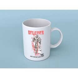Mug - Delavier - Hercule