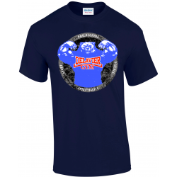 Teeshirt Delavier - Ours...