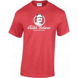 Teeshirt Delavier - Cheikh