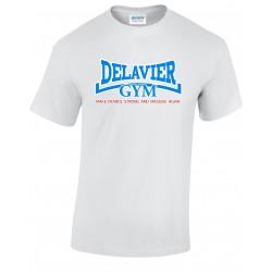 Delavier - Teeshirt homme - Make France - Blanc