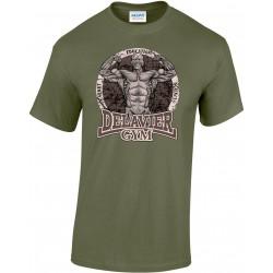 Delavier - Teeshirt homme - Centopani - Military